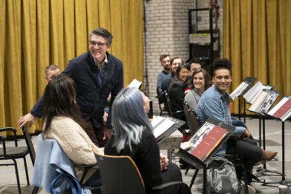 Photo Flash: Go Inside Rehearsal's for Theater Latté Da's LA BOHÈME