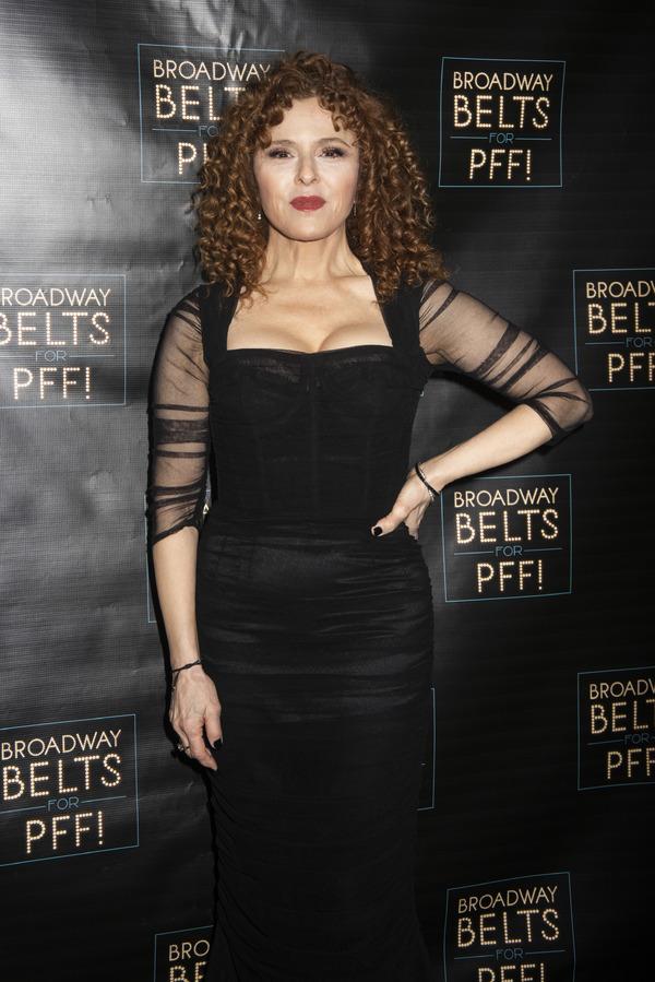 Bernadette Peters Photo