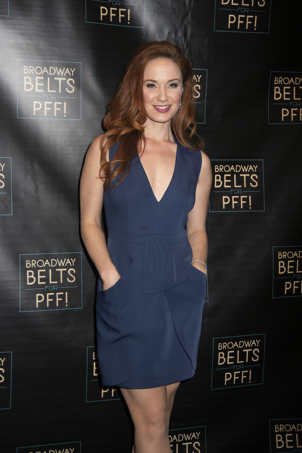 Sierra Boggess Photo