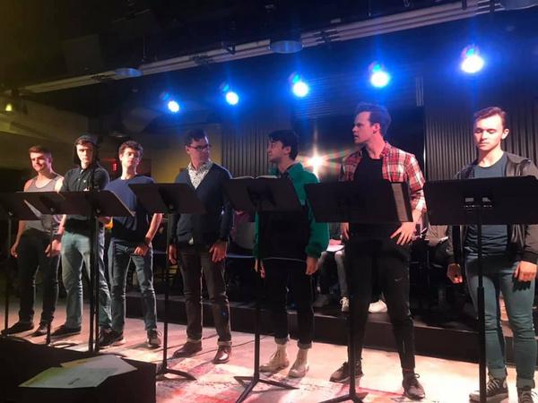Photo Flash: New Biblical Musical STICKS & STONES Gets Private Nashville Presentation