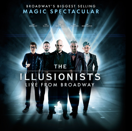 BWW Interview: Chris Cox of THE ILLUSIONISTS - LIVE FROM BROADWAY talks about mind reading, and teaching magic to muggles