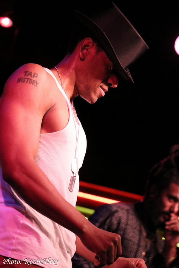 Photo Flash: Jared Grimes Returns To Birdland With Stunning New Show