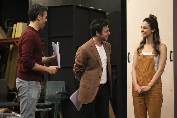 Photos: In Rehearsal with THE VAGRANT TRILOGY at The Public Theater