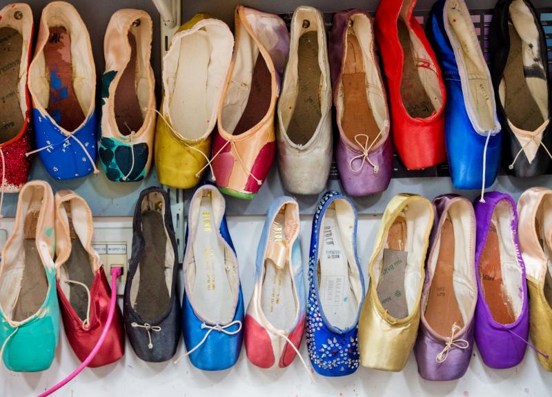 Ballet Shoe Department