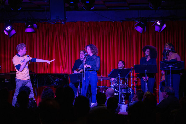 Photos: PAWS/LA Presents BARRETT FOA HAS FRIENDS Benefit Event at Catalina Jazz Club