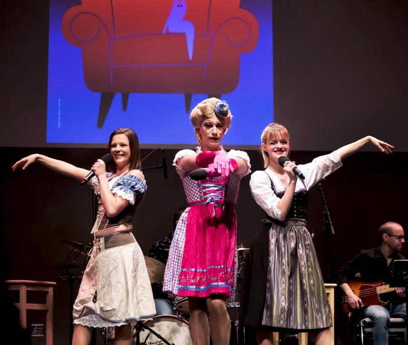 BWW Review: DAS MUSICAL-ISCHE WOHNZIMMER at Ankersaal Vienna
