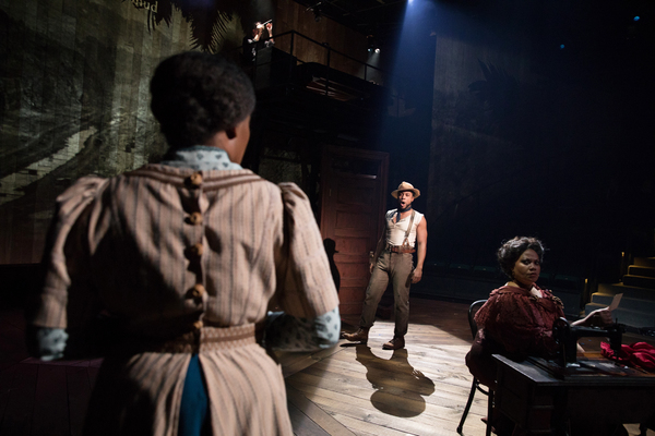 Photo Flash: First Look at LCT's INTIMATE APPAREL Directed by Bartlett Sher