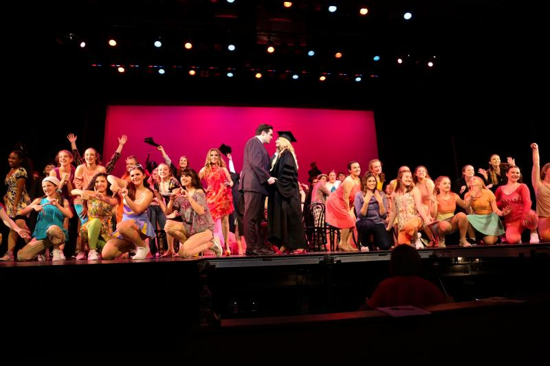BWW Review: Student Stars! OCVTS Performing Arts Academy's LEGALLY BLONDE at The Strand