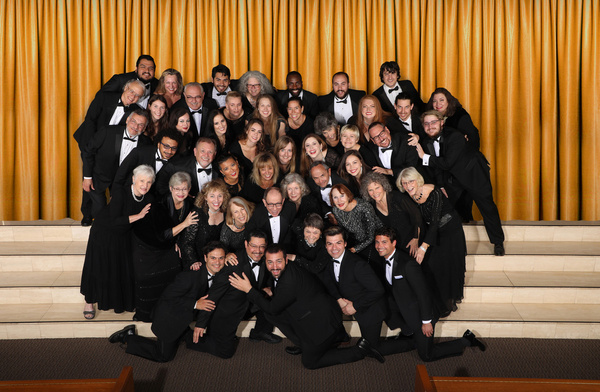 THE VERDI CHORUS  Photo credit: Tim Bereth Photo