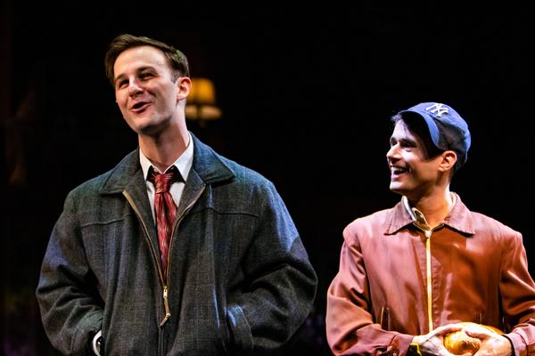 Alex Walton and Anthony Zambito  Photo
