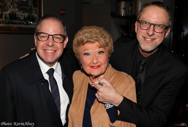 Bill Charlap, Marilyn Maye, Todd Strait Photo