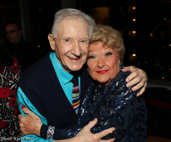 Photo Coverage: Marilyn Maye at Dizzy's Club/Jazz At Lincoln Center