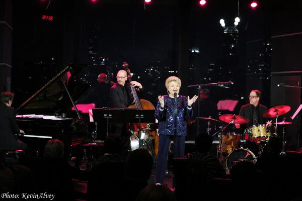 Tedd Firth, Phil Palombi, Marilyn Maye, Todd Strait Photo