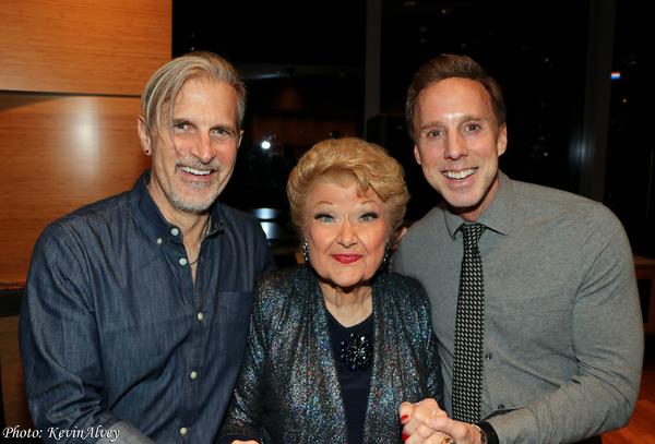 Glynn Turner, Marilyn Maye, Michael West Photo