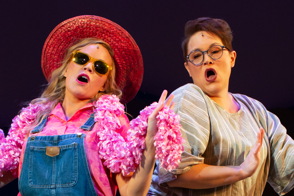 Photo Coverage: Inside the Butterfly Guild's MAMMA MIA!