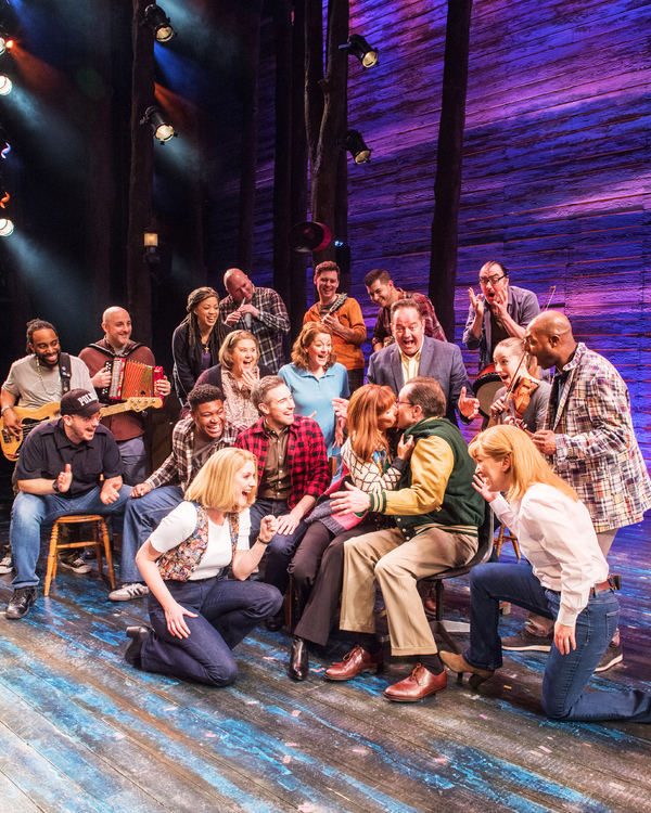 Photo Flash: COME FROM AWAY Celebrates First Birthday in the West End; New Block of Tickets and New Photos Released