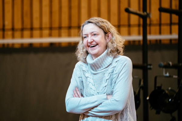 Photo Flash: Inside Rehearsal For ALL OF US at the National Theatre