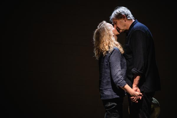Photo Flash: First Look at LOVE, LOSS, and CHIANTI at Riverside Studios