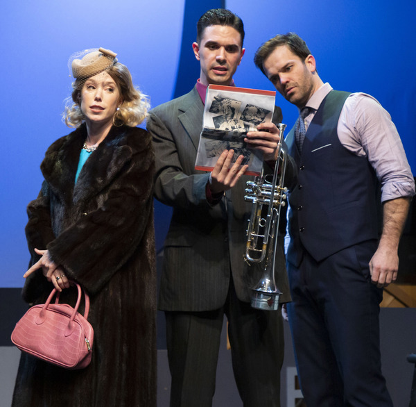 Photo Flash: First Look at NO STRINGS at J2 Spotlight Musical Theater Company