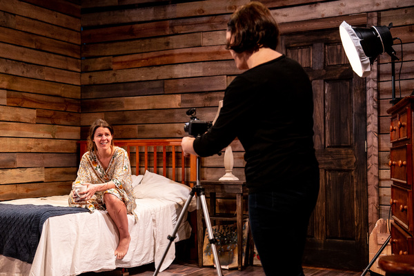 Photo Flash: First Look at ALABASTER by Audrey Cefaly at Know Theatre