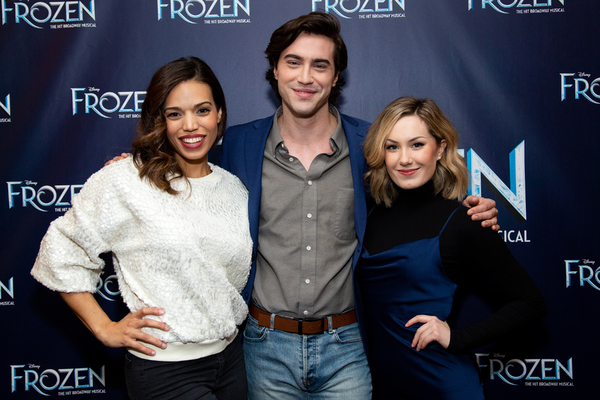 Ciara Renee, Ryan McCartan, McKenzie Kurtz Photo
