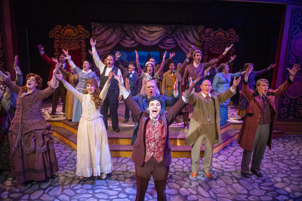 Photo Flash: Foothill Music Theatre Presents THE MYSTERY OF EDWIN DROOD