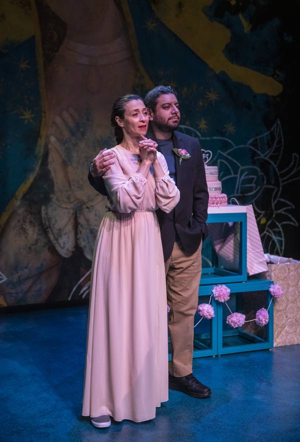 Photo Flash: Steppenwolf for Young Adults' Presents I AM NOT YOUR PERFECT MEXICAN DAUGHTER