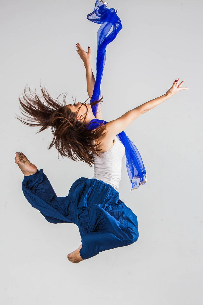 BWW Review: BLUE13 DANCE COMPANY PRESENTS TERPSICHORE IN GHUNGROOS & CONTEMPORARY/BOLLYWOOD WORKS at Wallis Annenberg