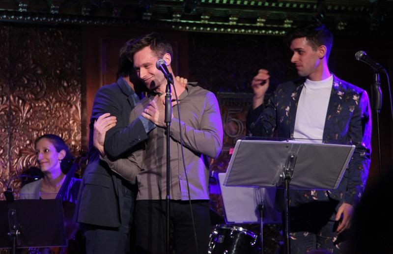 BWW Photo Coverage: YANK! A WWII LOVE STORY at 54 Below