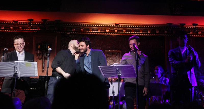 BWW Photos: YANK! A WWII LOVE STORY at 54 Below