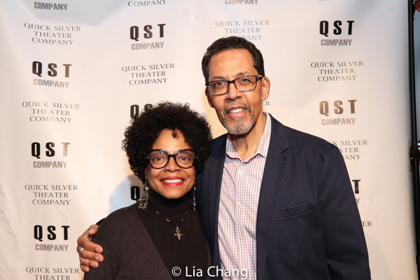 Photo Flash: Quick Silver Theater Company (QSTC) Celebrates Pearl Cleage With Reading Of ANGRY, RAUCOUS AND SHAMELESSLY GORGEOUS