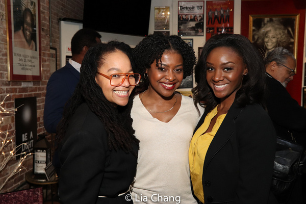 Crystal Dickinson, Pascale Armand, Saycon Sengbloh Photo