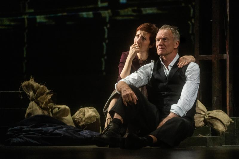 BWW Review: THE LAST SHIP STARRING STING at Golden Gate Theatre