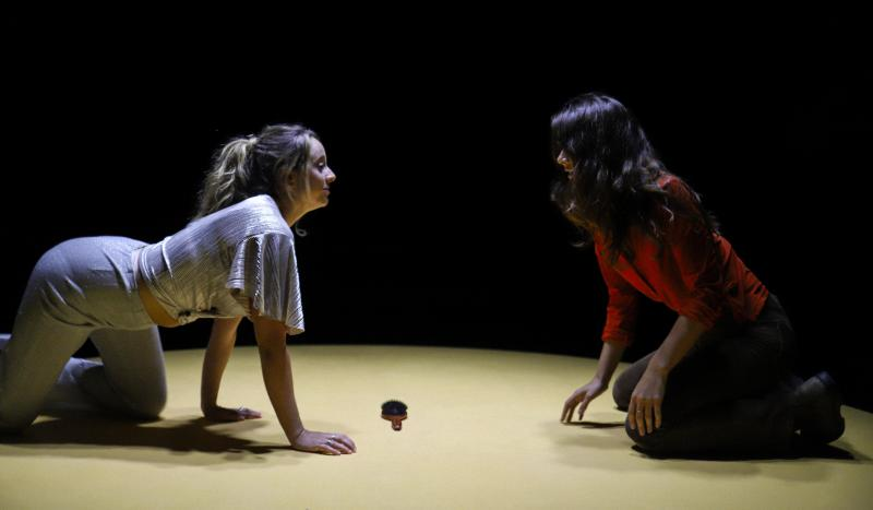 BWW REVIEW: A New Generation Finding Solace From The Perceived Pressures Of Life Is Presented in SHEPHERD