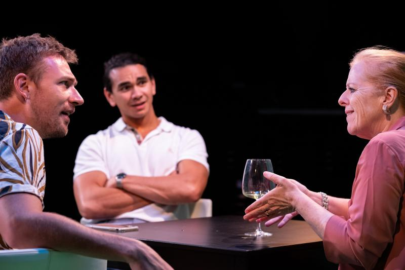 BWW REVIEW: Science, Sport And Seeking More To Life Come Together In AUSTRALIAN OPEN