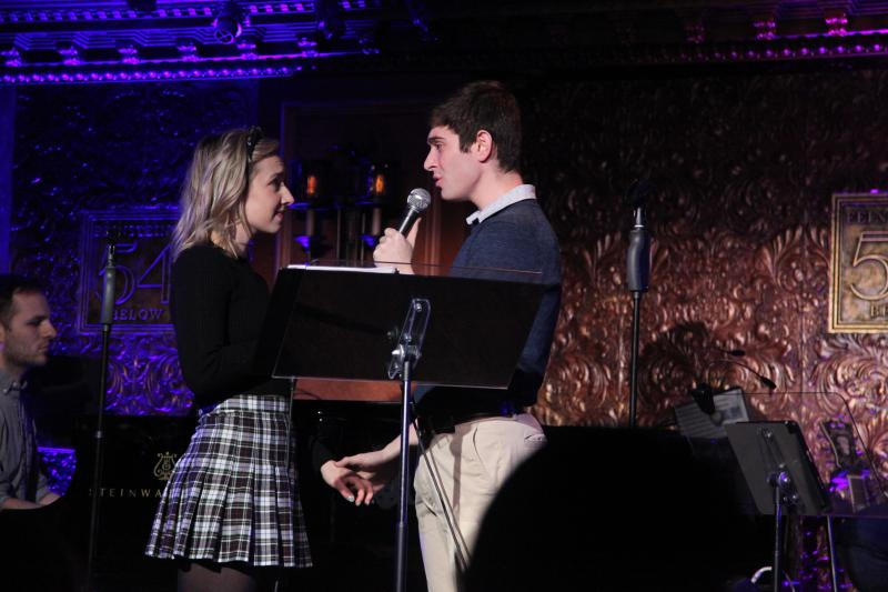 BWW Review: Youth, Exuberance, and Talent All On Display In HIDE & SEEK BY DANNY FELDMAN At Feinstein's/54 Below