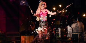 BWW Review: HEDWIG AND THE ANGRY INCH at Warehouse Theatre is Raw, Aggressive, Hilarious, Photo