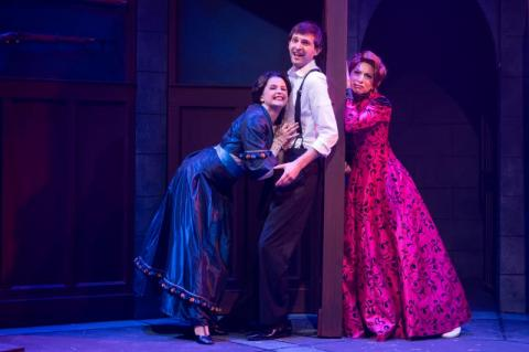 BWW Review: A GENTLEMAN'S GUIDE TO LOVE AND MURDER at Gateway Theatre