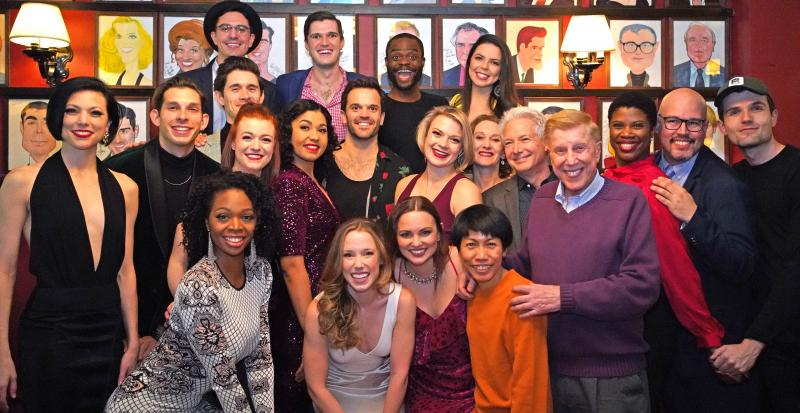 Photos: Opening Night of NO STRINGS at J2 Spotlight Muscial Theater Company
