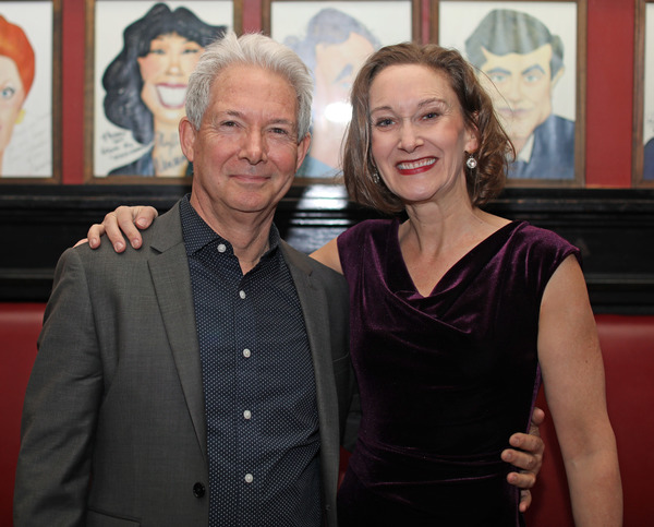 Tim Ewing and Sandy York Photo