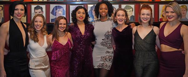 Anne Otto, Anne Wechsler, Annabelle Fox, Keyonna Knight, Ashley Lee,  Sandy York, Emi Photo