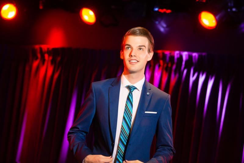 Mark William, Two-Time BWW Cabaret Award Winner and MAC Award Nominee, Returns to The Green Room 42
