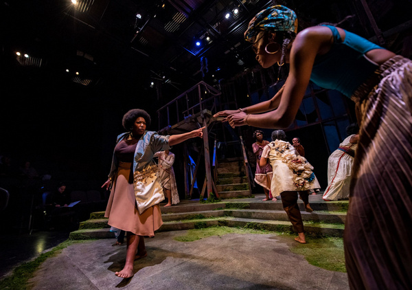 Photos: Northern Stage Premiers Choreopoem CITRUS With First All Black Female Cast And Creative Team
