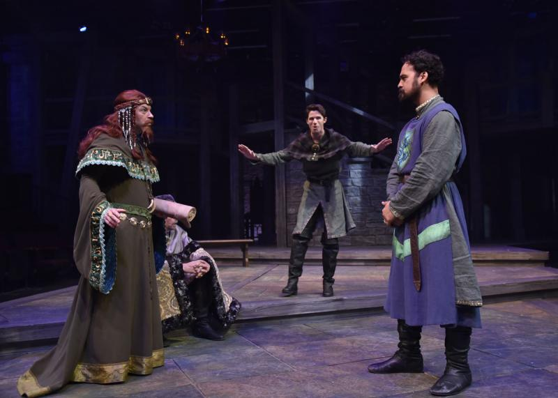 BWW Review: HENRY IV, PART 1 Sets 'Fire' to the 'Reign' at Orlando Shakes