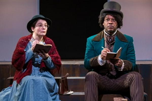 Photo Flash: THE AGITATORS Comes To Theatre Horizon