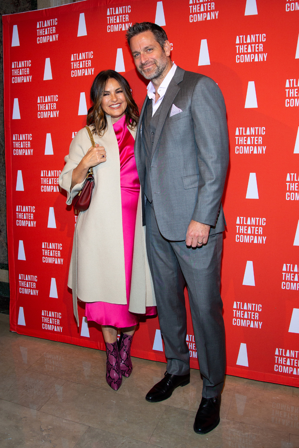 Photo Coverage: Go Inside Atlantic Theater Company's Couple's Choice Gala