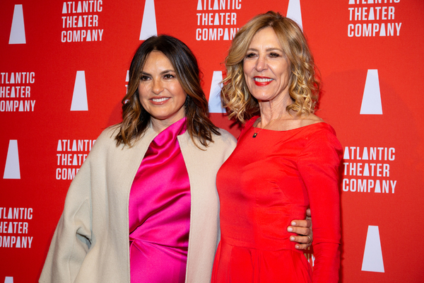 Mariska Hargitay, Christine Lahti Photo