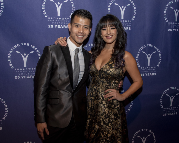Telly Leung & Courtney Reed Photo