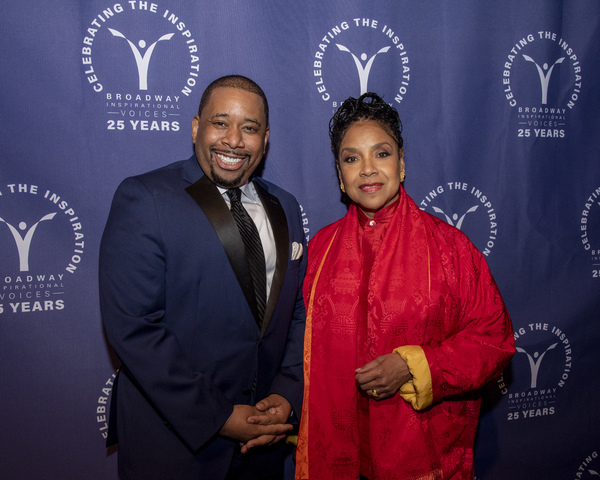 Phylicia Rashad & Guest Photo