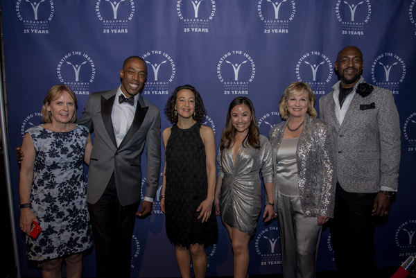 BIV Board Members, Mary Devine, Michael McElroy, Leslie Barret, Di Ana Pisarri, Cynth Photo